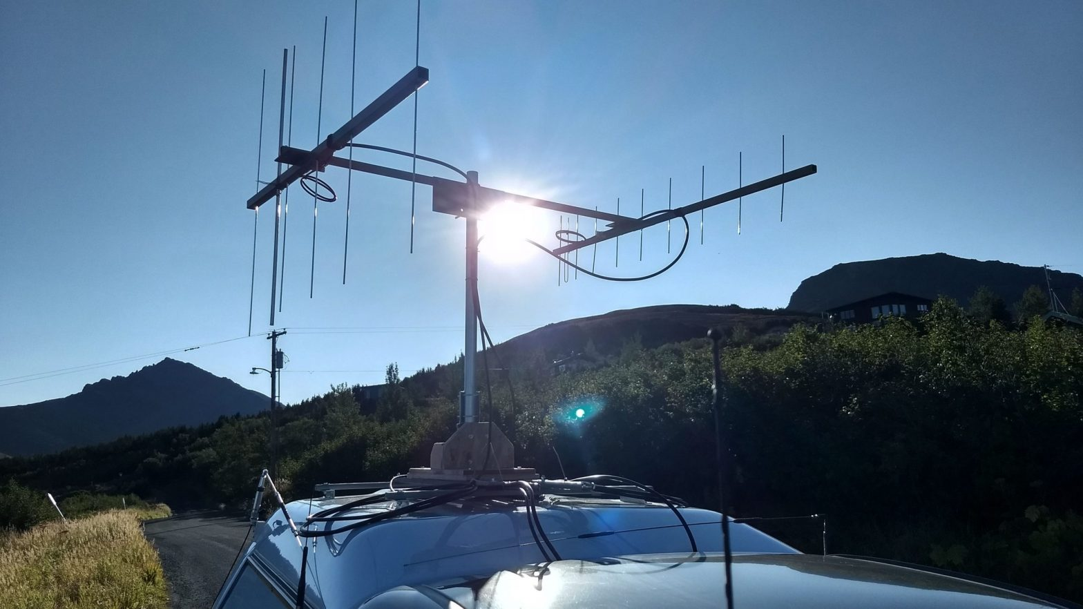 VHF Rover
